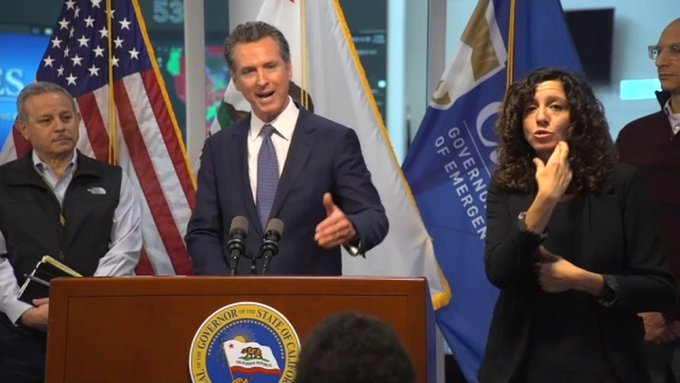 Embattled California Governor Gavin Newsom Will Keep Mask Mandate in Place Until June 15, Because Science