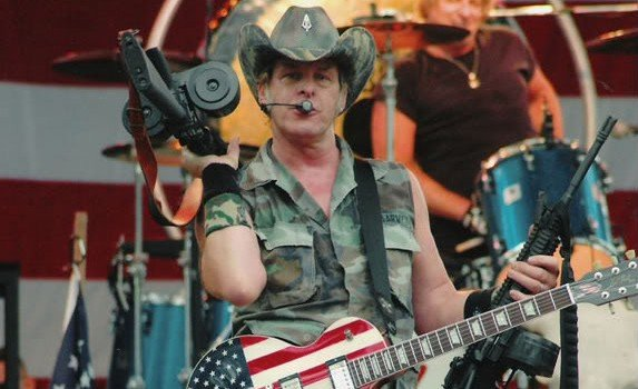 Ted Nugent Goes Off on Covid Lockdowns and Fauci: 'Punk Boy Fauci is a Scam' (AUDIO)