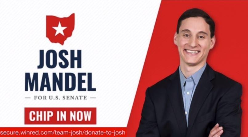 The Gateway Pundit Interviews Ohio Senate Candidate and Vocal Pro-Trump Veteran Josh Mandel