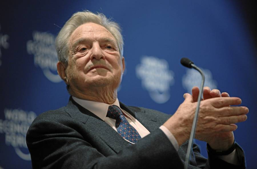 George Soros Interested in Funding Reparations Program in Los Angeles, According to Report