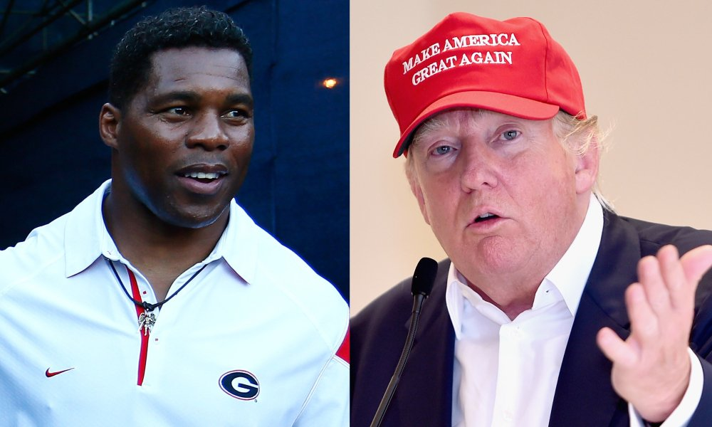 President Trump Says Herschel Walker Will Enter US Senate Race in Georgia