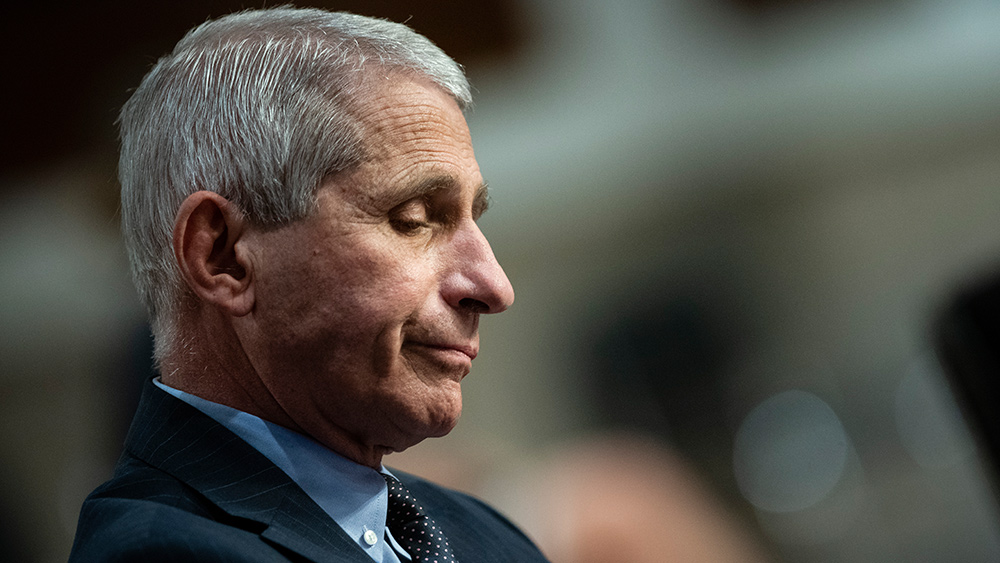 Image: Top Republicans, other conservative figures call on Fauci to resign or be fired