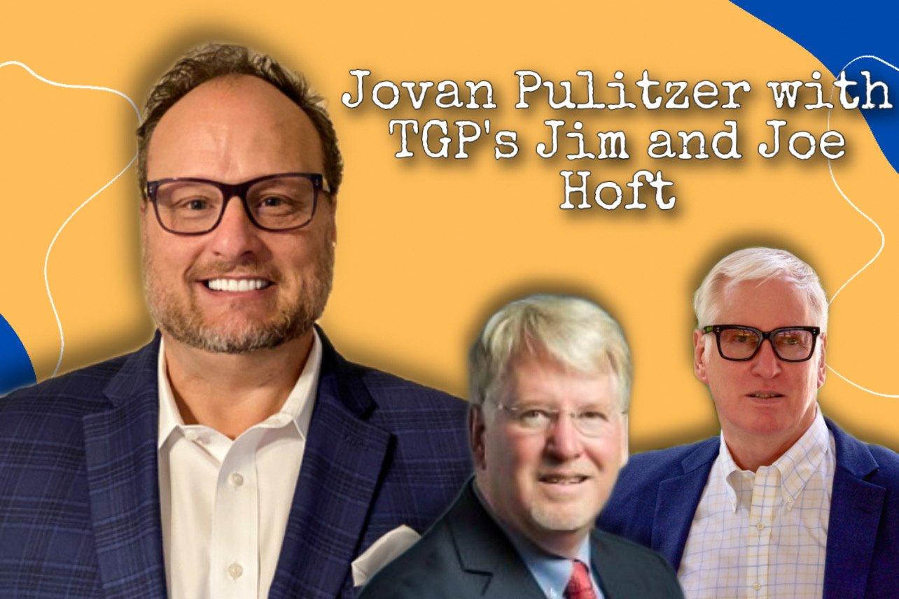FRIDAY LIVE: TGP's Jim Hoft and Joe Hoft Join Jovan Hutton Pulitzer — BREAKING UPDATES on Election Integrity Efforts — 4 PM ET