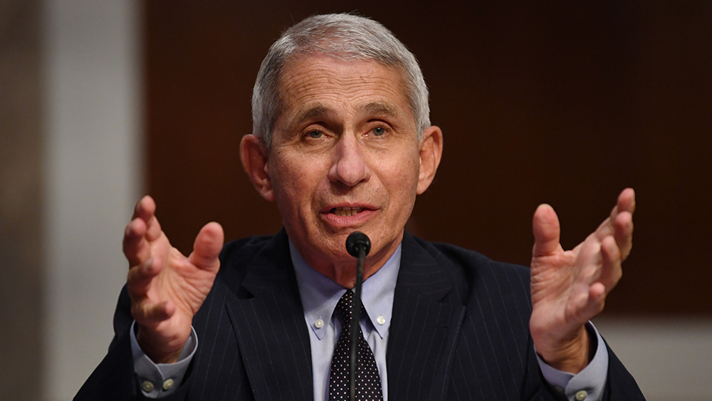 Image: Fauci failed to warn Trump White House about gain of function research ban being lifted