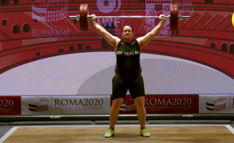 Image: IT TAKES BALLS: Male-to-female transgender weightlifter to compete in Tokyo Olympics in the women's category