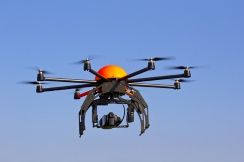 Image: Mexican cartels now using weaponized DRONES to fight law enforcement in escalating drug war