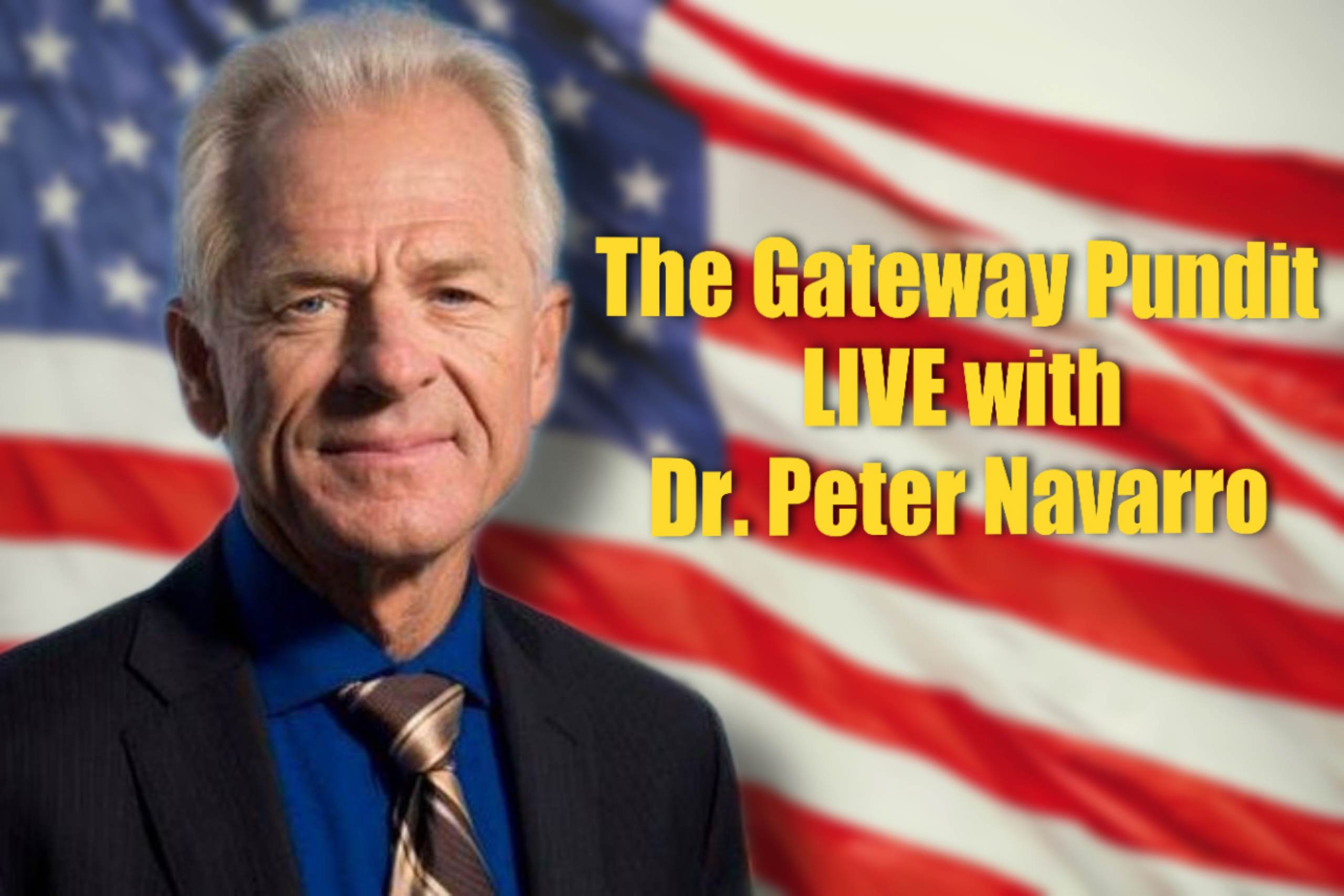 """""""This is the Battle of Our Lives – If the Result Stands… This will be the end of American Democracy"""" – Dr. Peter Navarro Joins Gateway Pundit's Jim and Joe Hoft on Latest Updates in Election Investigations (VIDEO)"""