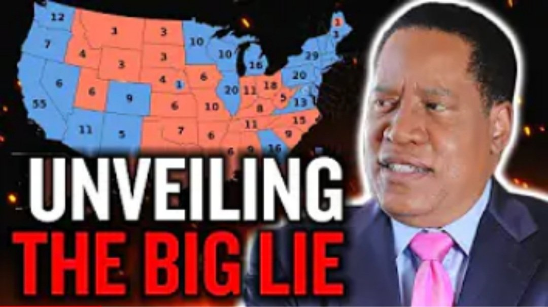 """Unprecedented: Communist California Disqualifies Larry Elder's Campaign For Governor; """"We Will See Them in Court"""""""