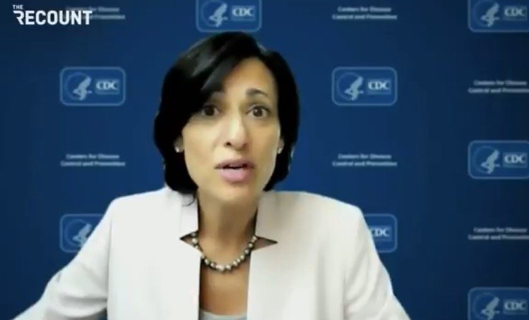 """CDC Director Walensky: Delta Variant """"One of the Most Infectious Respiratory Viruses We Know of and That I've Seen in My 20-Year Career"""" (VIDEO)"""