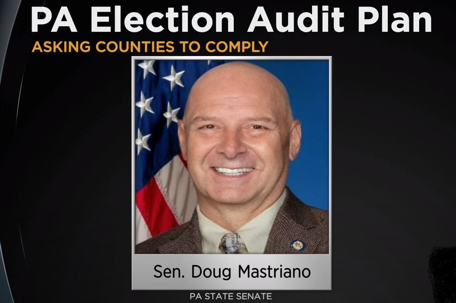 HUGE: Pennsylvania State Sen. Doug Mastriano Requests Meeting with Joe Biden on Election Fraud During His Stop in Philly Today