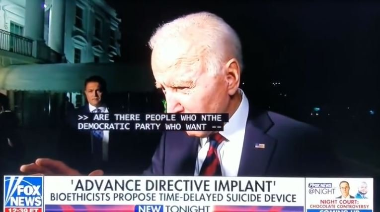 """Huh? Joe Biden on Dems Defunding Police: """"Are There People in the Republican Party Who Think We're Sucking the Blood Out of Kids?"""" (VIDEO)"""