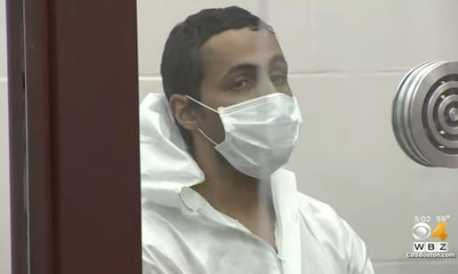 NEW: Egyptian Man Charged in Boston Rabbi Stabbing Overstayed Visa, Is Here Illegally