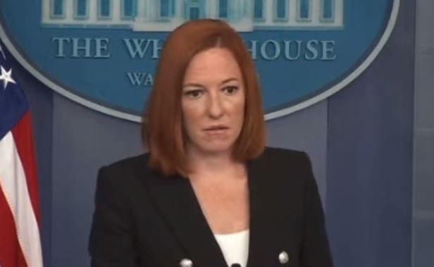 Psaki Says White House Still Testing for COVID Every 2 Weeks Even Though Everyone Is Vaccinated with Fake Vaccine