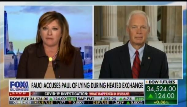 Sen. Ron Johnson: Data from Israel Shows 84% of New COVID Cases are with Vaccinated Individuals (VIDEO)