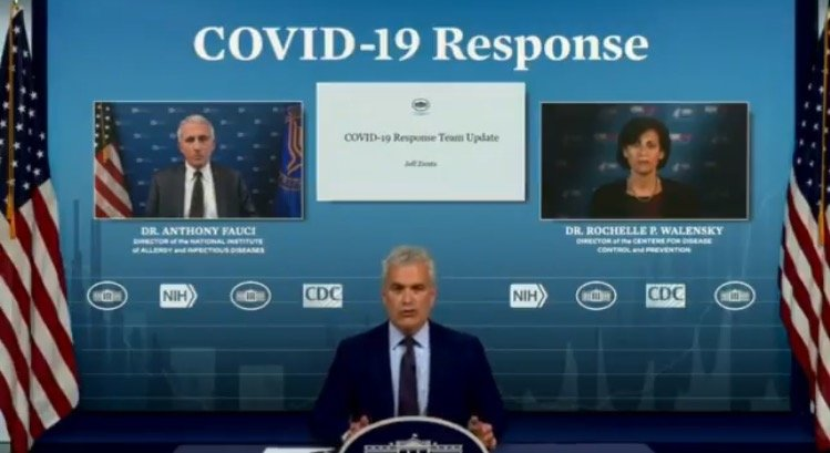 """Biden Covid Response Coordinator: """"It's Time to Impose Requirements"""" to Get Vaccinated Against Covid-19 (VIDEO)"""