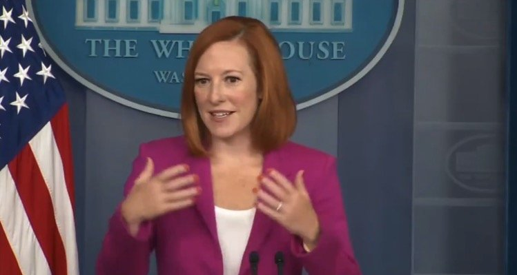 Psaki Gets Defensive When Asked if Biden's Sexual Assault of Tara Reade and Countless Other Women Should be Investigated (VIDEO)