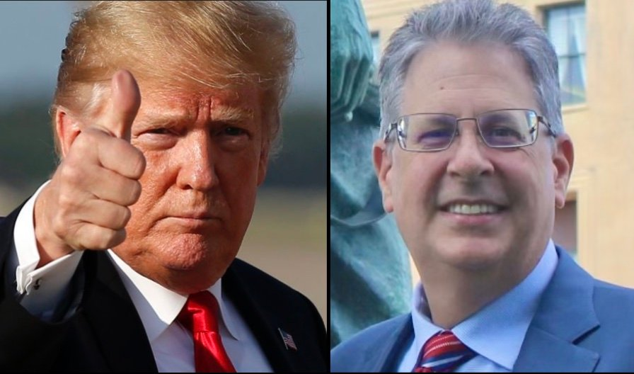 BREAKING: President Trump Gives Antrim Co. Lawyer Matt DePerno Highly Coveted Endorsement For MI Attorney General