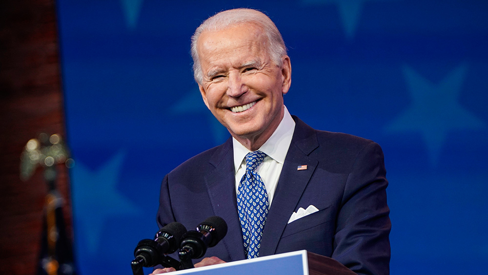 Image: Biden goes full tyrant, announces sweeping vaccine mandates rooted in OBEDIENCE, not science