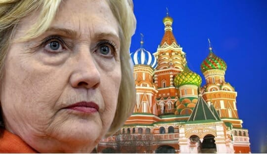 Flashback: Hillary Clinton Was First to Promote Bogus Russian Alfa Bank Story – And Today Her Campaign Lawyer Got Indicted