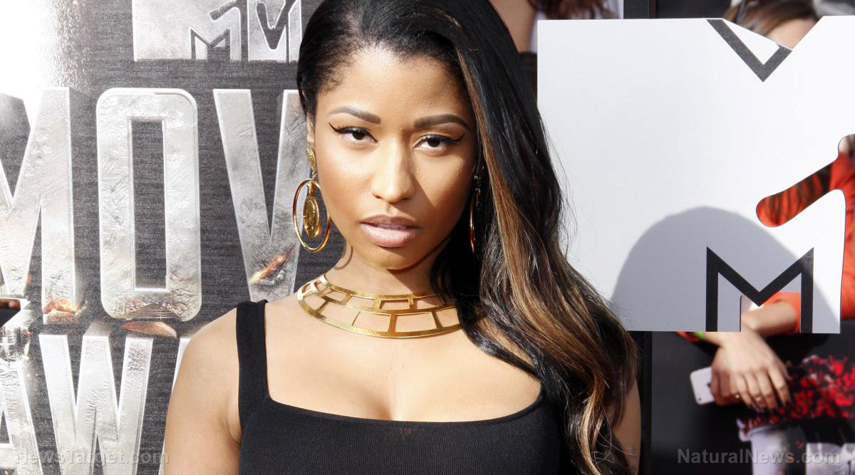 Image: Nicki Minaj: 'Open your f**king eyes' to COVID censorship, Twitter ban is 'making me think' that 'there's something bigger' going on