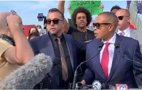 VIDEO: Violent Leftists Threaten Black GOP Candidate and Former Detroit Police Chief – Shut Down His Announcement for Governor – Craig Blames Gretchen Whitmer (VIDEO)