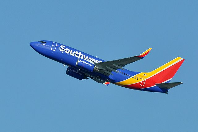 """Image: Another media cover-up: Massive cancellation of flights by Southwest Airlines NOT due to """"weather"""" in Florida, but widespread pilot pushback against COVID vax mandate"""