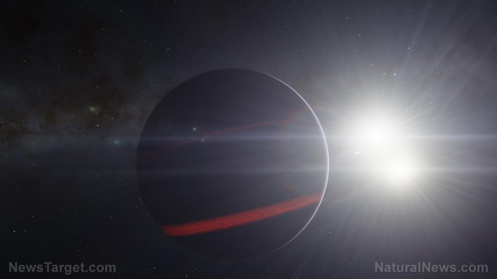 Image: Astronomers pick up radio signals from planets outside our solar system for the first time
