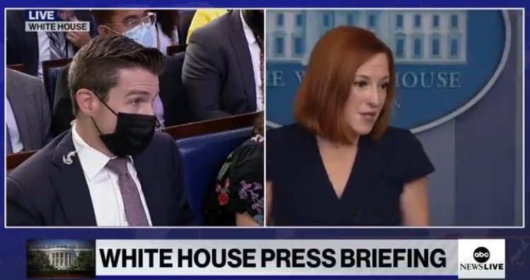 """Psaki on Inflation: """"The American People Are Not Looking at Cost-to-Cost Comparisons From This Year to Two Years Ago"""" (VIDEO)"""