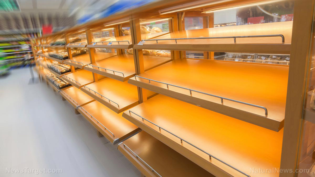 Image: Supply shortages aren't unintentional – they're actually planned
